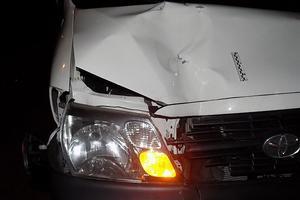 В Одесской области под колесами автомобиля погибла пожилая женщина