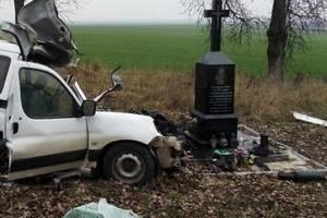 Жуткое ДТП возле Золочева: на месте, где погиб известный певец, разбился водитель легковушки
