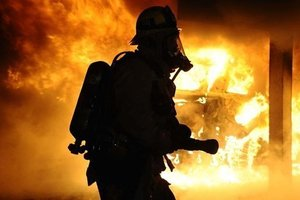 Жуткий пожар в Черниговской области унес жизни двух человек