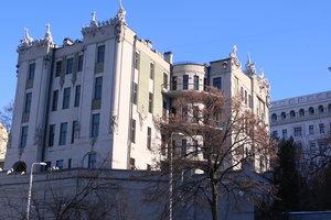 Будинок з химерами в Києві відреставрують: стала відома сума