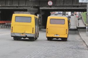 В Киеве массово дорожают пригородные маршрутки