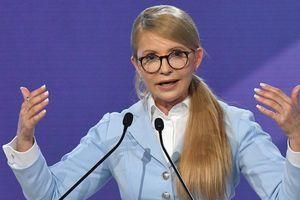 Кандидаты в президенты на выборах-2019: Юлия Тимошенко