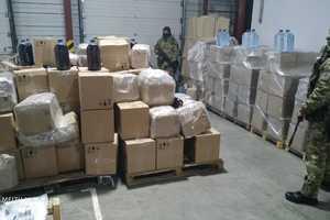 В Одессе на складе логистической компании нашли контрафакт на полмиллиона