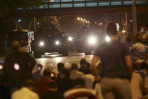 В Турции 74 военным дали пожизненные сроки за попытку военного переворота