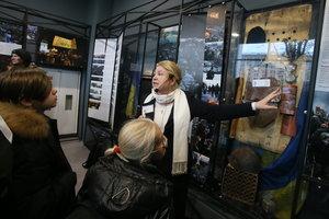 У Києві відкрили виставку, присвячену подіям на Майдані 2013-2014 років