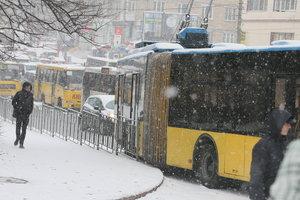 Новогодняя ночь в Киеве: власти продлили работу общественного транспорта