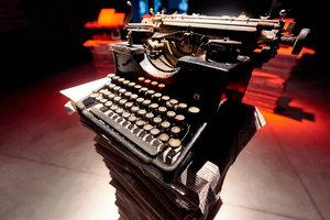 В Киеве открылась выставка, посвященная британскому журналисту Гарету Джонсу