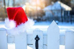 Украденное Рождество: на родину Санты все еще не пришла зима