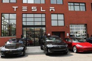 Tesla снизила цены в Китае из-за торговой войны