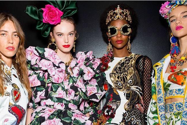 Показ Dolce&Gabbana вШанхае отложили из-за скандала вкитайских социальных сетях