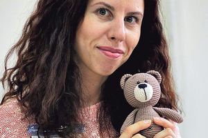 Одесская мастерица вяжет радужных единорогов и миниатюрных щенков: фото