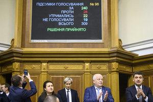 Рада приняла бюджет и законы про НАТО и ЕС: ТОП-5 главных событий недели