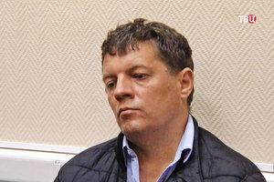 Сущенко поместили в соседнюю камеру с политзаключенным киевлянином