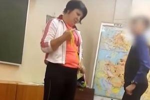 Подробности скандала в российской школе: учительнице, которая била детей скакалкой, грозит три года тюрьмы (видео)