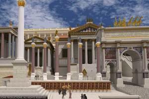 14 километров по древнему Риму: закончен 22-летний проект виртуальной реконструкции