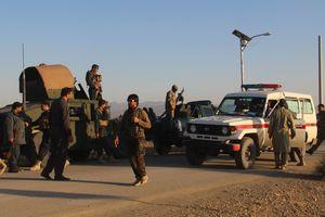 Атака смертника в Афганистане: погибли десятки людей