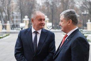 Словакия передала Украине гуманитарной помощи на миллионы гривен