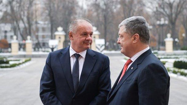 «Северный поток-2» является исключительно политическим проектом,— президент Словакии