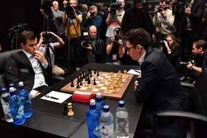 И снова нет победы: обзор 11-й партии матча Карлсен - Каруана