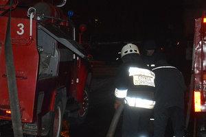 В Днепре в кафе вспыхнул масштабный пожар: появились фото и видео