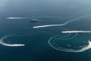 В Азовском море российский спецназ захватил украинские катера