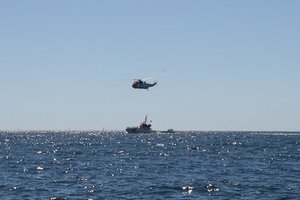 """В ФСБ заявили, что украинские корабли """"пошли назад в Бердянск"""""""
