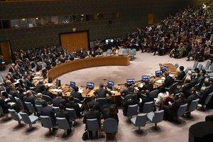 Обострение ситуации в Азовском море: Украина созывает экстренное заседание Совбеза ООН