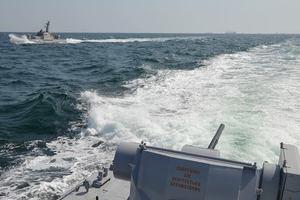 Захват украинских кораблей в Азовском море: ранены шесть украинских военнослужащих