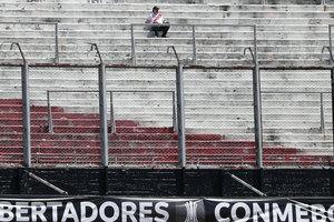 Билет со свободной датой: финал Кубка Либертадорес опять отложили