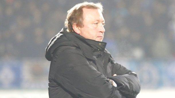 Vladimir Sharan. Photo fco.com.ua