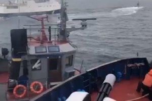 Азовский кризис: омбудсмен РФ не знает, где и в каком состоянии захваченные украинские моряки
