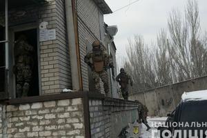 В Днепропетровской области полицейские задержали банду рейдеров