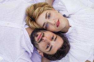 Вера Кекелия снялась обнаженной в чувственном клипе вместе со своим мужем