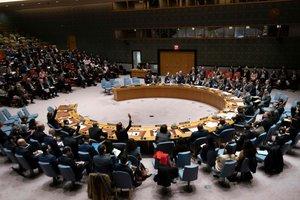 Россия провалилась на заседании Совета Безопасности ООН по Азовскому морю