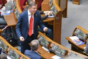 Ляшко прокомментировал рассмотрение военного положения