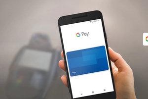 В Украине появится новый платежный сервис от Google для покупки в интернет-магазинах