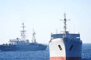 Агенты ФСБ опросили захваченных Россией украинских моряков