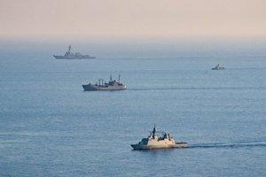 США начали новые военные учения в Средиземном море