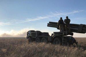Подразделения и воинские части ООС привели в полную боевую готовность