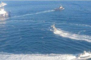Десять кораблей, вертолеты и самолеты: в СБУ рассказали об атаке России в Азовском море