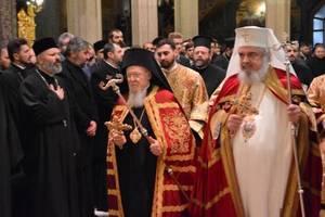 В Стамбуле начался Священный Синод по Томосу для Украины