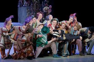 """Эксклюзивы декабря в Национальной опере: балет """"За двумя зайцами"""" и знаменитые гости"""