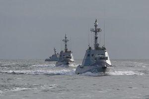 Столкновение в Азовском море: появилось фото обстрелянного катера ВМС Украины