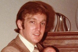Неожиданное сравнение: Трамп сказал, на кого был похож в молодости