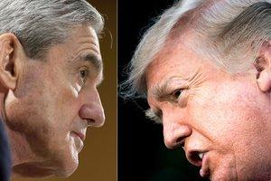 Трамп выдвинул громкие обвинения против спецпрокурора Мюллера
