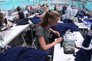 Украинские производители текстиля, одежды и обуви просят помощи у государства