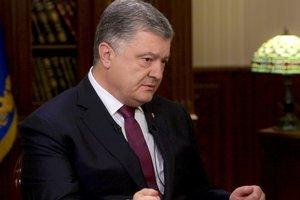 Зачем в Украине ввели военное положение: Порошенко дал интервью