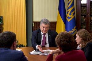 Порошенко заверил, что не сможет продлить военное положение без Рады