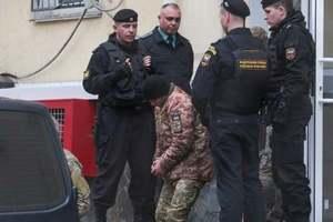 В Крыму арестовали 15 украинских моряков