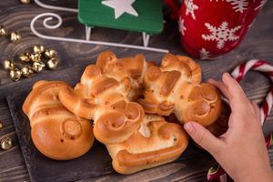 Рождественские кексы: рецепт праздничной выпечки от Григория Германа
